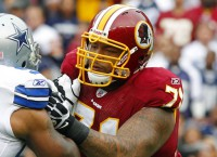 Redskins Williams agrees to $66M extension