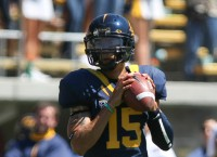 Cal's QB uncertainty adds to challenge against Oregon