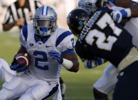 Middle Tennessee's Cunningham may miss rest of year