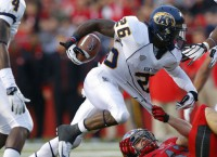 Kent State tops Rutgers for first W over ranked team