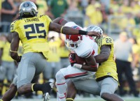 Shhh!! Oregon can play a little defense too