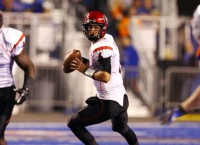 Boise State upset by Aztecs at home