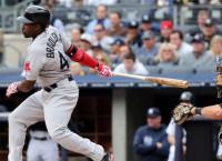 Castillo, Bradley battling for Red Sox RF position