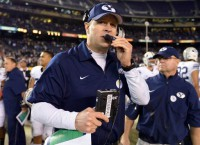 BYU gives Mendenhall three-year extension
