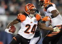 Bengals' Peerman, Jones named to Pro Bowl