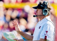 Spurrier love based on genuineness and winning