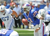 Rookie Manuel sparks Bills' win over Colts