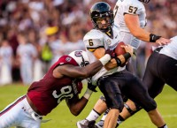 Special teams an issue for Carolina in W over Vandy