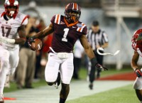 Exum ready to rejoin Hokies' crowded secondary