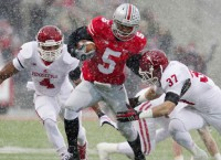 Report: QB Miller to stay at Ohio State