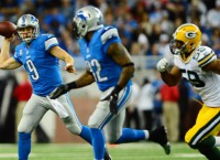 Lions rub Packers' noses in dirt, 40-10