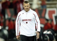 Reports: Boise State hires Arkansas State's Harsin