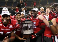 Ragin' Cajuns win another New Orleans Bowl