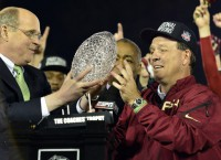 Fisher's philosophy, momentum to keep FSU hungry