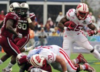 Reloaded Wisconsin embraces expectations