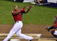 Nationals in on Cespedes?