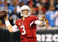 Balzer's NFL Blog: Palmer in rhythm; All in for Still