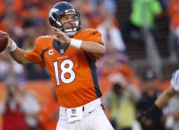 Broncos QB Manning out until at least mid-December