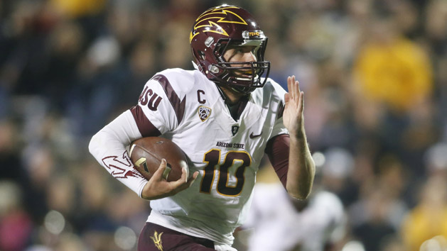 QB Kelly expected to start for Arizona State