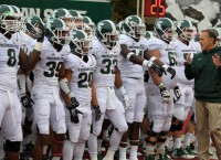 B1G one in Michigan: Spartans, Wolverines dig in