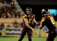 No. 17 Arizona State plows over No. 23 Stanford