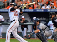 Orioles explode in eighth, take Game 1 of ALDS