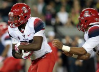 Arizona back to work with USC up next