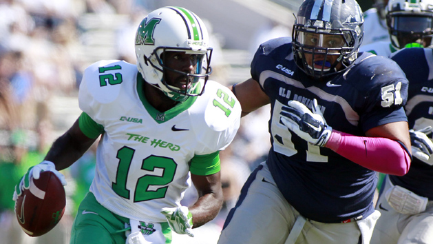 Marshall campaigns for playoff