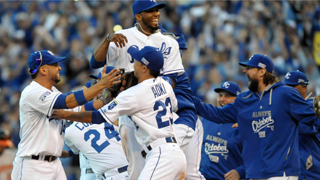 Royals advance to World Series with sweep of Orioles