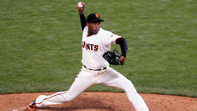 Giants one game shy of Series after Game 4 rally