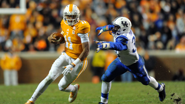 Lindy's Top 25 Countdown: No. 17 Tennessee
