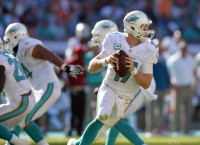 Dolphins want QB Tannehill to run more