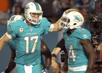Dolphins rally to TKO Bills 22-9