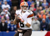 Browns to start Hoyer over Manziel