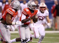 Ohio State QB Jones hospitalized with migraine
