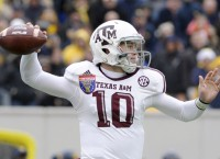 Aggies' QB Allen emerges into 'the man'