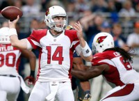 Cardinals to start QB Lindley