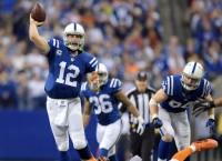 NFL Notebook: Colts QB Luck still ailing