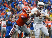 Florida's Fowler comes up big in final game with Gators