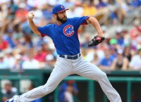 Cubs RHP Arrieta not concerned with early struggles