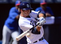 Padres' Medica trying to earn roster spot