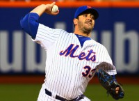 Innings limits remains hot topic for Mets, Harvey