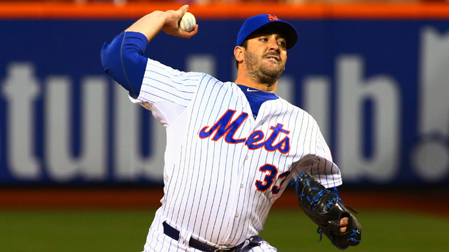 Mets RHP Harvey to remain in rotation