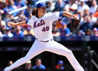 Mets may give deGrom a rest