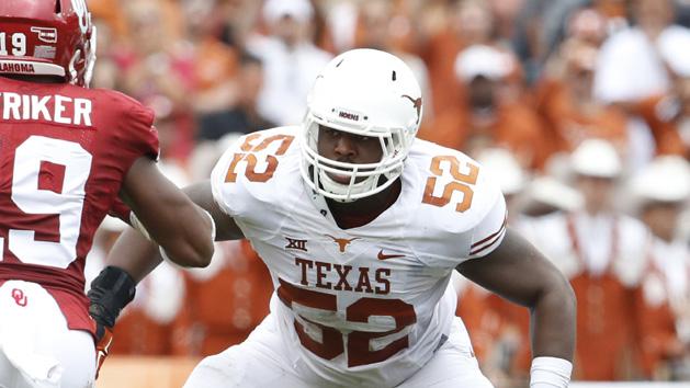 Report: Auburn lands Texas transfer James
