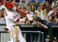 MLB Notebook: Angels acquire Escobar from Nats