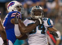 Ealy has earned job as Panthers starting DE