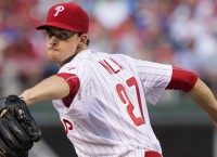 Young rotation gives Phils cause for optimism