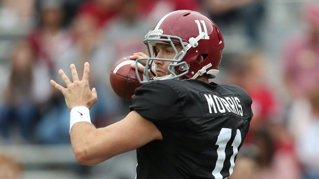 Overlooked Morris could be Alabama starter