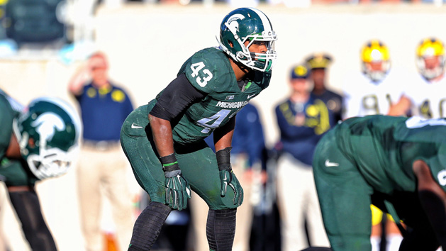 FBS Notes: Michigan State's Davis out for season